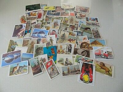 Assorted trading cards-mixed lot of 100 cards- Lucky dip 15 cents a card