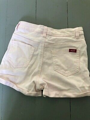 Girls Denim Shorts Size 9 And 10 Seed And Country road