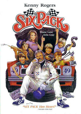 Six Pack (Dvd, 2006) - New Sealed Dvd