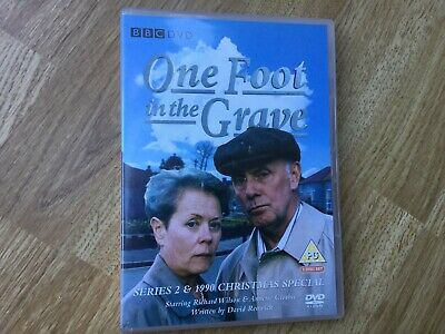 One Foot in the Grave - Season/Series Two (DVD, 2007, 2-Disc Set)