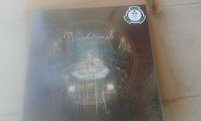 NIGHTWISH-DECADES 3xLP GOLD EXCLUSIVE LIMITED VERY RARE NEW ,SEALED