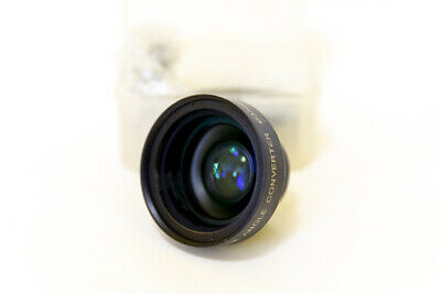Schneider Century Optics Wide Angle HR Lens BOXED Immaculate Condition