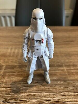 Star Wars FIGURE 2013 SAGA LEGENDS SNOWTROOPER (THE EMPIRE STRIKES BACK) Rare