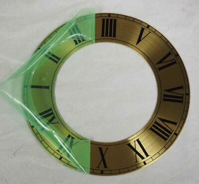 Brass clock Dial Clock Chaptering Dial Roman Numerals For Clock 10cm