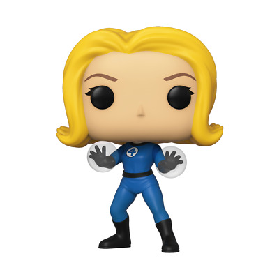 POP! Marvel: Fantastic Four - Invisible Girl