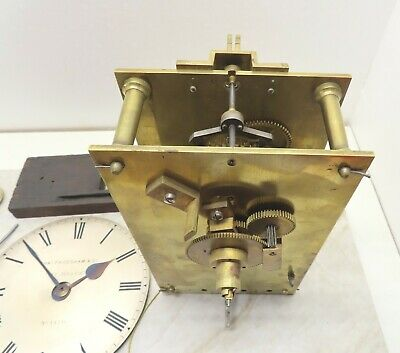 Highest Quality Regulator Clock Movement by Charles Frodsham 1874