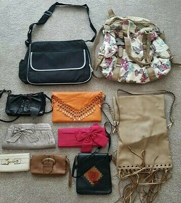 Job lot ladies bags / purses