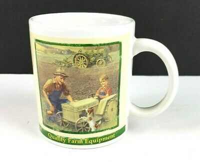 2005 John Deere Moline Illinois Collectors Series Coffee Mug Cup #31051