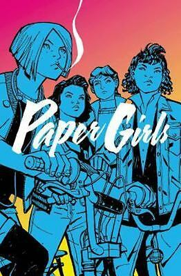 Paper Girls by Brian K. Vaughan (2016, Paperback)