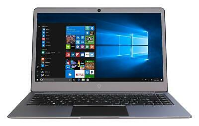 (Grade A) Gemini NC14 Ultra Slim Laptop Intel Celeron Dual Core N3350 Processor