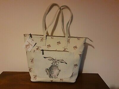 New With Tags! Wrendale Designs Everyday Bag Hare