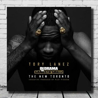 Y788 Tory Lanez Luv Music Rapper Star Hot Fabric Poster 16x16 24x24 Art Posters Art Roomburgh Nl