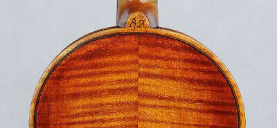 Italian violin by Domenico Badalassi (stamped to the button) (sound sample*)
