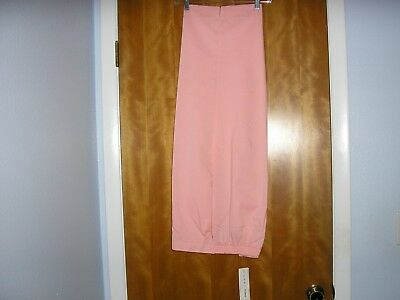 Alfred Dunner Garden District Peach Capri Pants Size 24W  NWT's