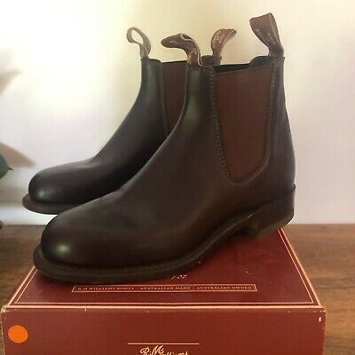 RM Williams Turnout Boot 4G