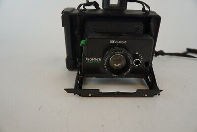 Polaroid ProPack Instant Film Camera MISSING FRONT PIECE