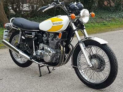1975 Triumph Trident T160 Triple Matching Numbers. Easy Project. No Reserve!!