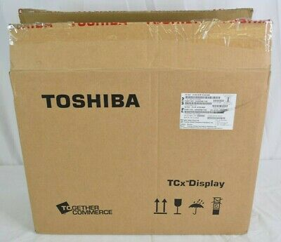 "Toshiba 6149-5CR POS Display 15.6"" Touch Screen LCD Monitor - NOB"