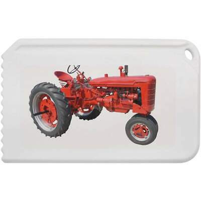 'Red Tractor' Plastic Ice Scraper (IC00007415)