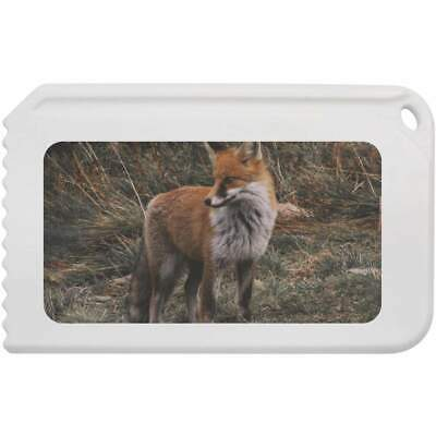 'Red Fox' Plastic Ice Scraper (IC00005978)