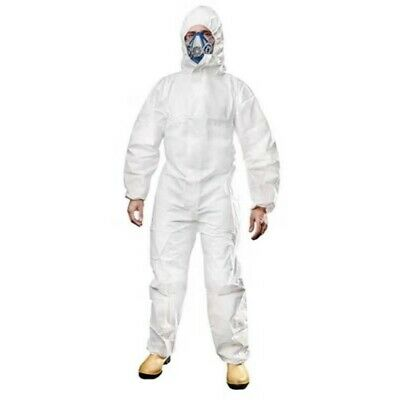 Medical Protective Clothing Overalls, 25 a box, ship today. new in box. In U.S.A