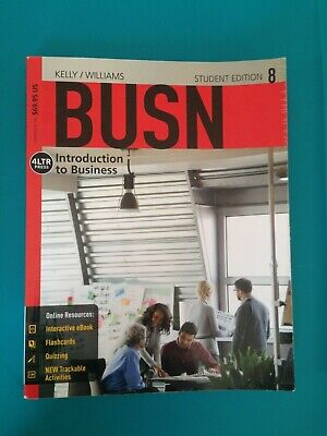 BUSN Introduction to Business - Student Edition 8