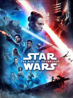 Star Wars: Episode IX - The Rise of Skywalker (DVD 2020) New Release 3/31