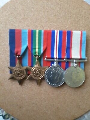 Australian military medals