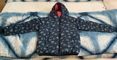Next Girl Quilted Jacket 8 yrs