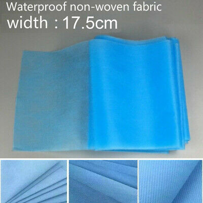 DIY 7M 17.5CM Waterproof Non-woven Fabric Breathable Dust-proof Anti Fog Fabric