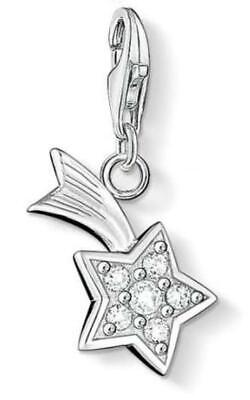 RRP: $59.00 Thomas Sabo Charm: Shooting Star (Made from 925 Sterling Silver)