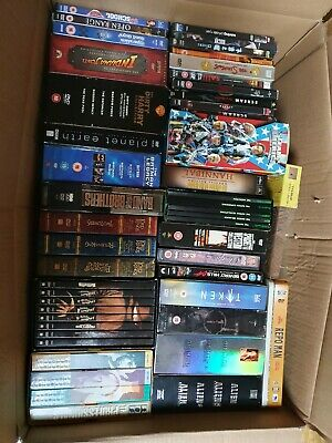 🌟500 approx DVDs JOBLOT BUNDLE CARBOOT, random mix, movies, action, romantic🌟