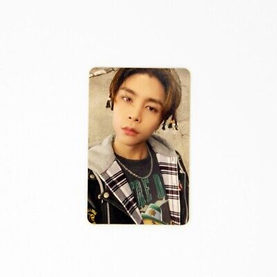 [NCT127] NCT #127 Neo Zone N ver. Official Photocard - Johnny