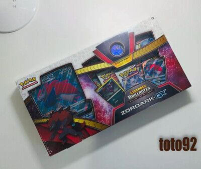 Pokémon Coffret zoroark GX special Collection légendes Brillantes neuf français