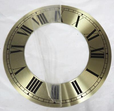 Brass clock Dial Clock Chaptering Dial Roman Numerals For Clock 15cm