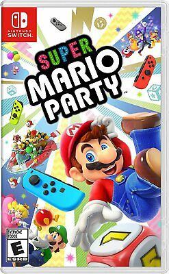 Super Mario Party- Nintendo Switch - Brand NEW