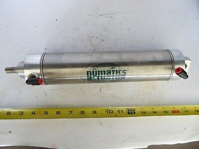 Numatics Actuator, M11874 Air Cylinder, New