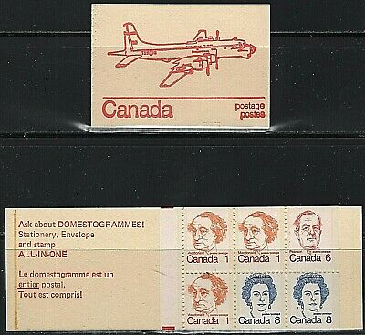 #74 * Booklet * MNH * QEII * Caricature Issue * 1 Booklet Only *