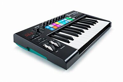Novation Launchkey 25 note USB Keyboard Controller for Ableton MK2+FREE Software
