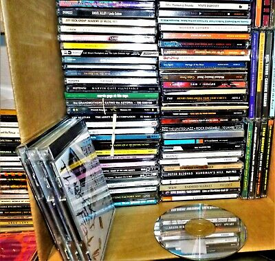 YOU PICK CD Lot ALTERNATIVE ROCK , INDIE + Nice Condition & Selection $3.50 EACH