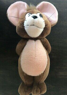Vintage Applause Tom and Jerry Plush 1992 Stuffed Animal Toy Turner