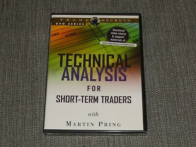 Martin Pring Technical Analysis for Short-Term Traders DVD stock market trading