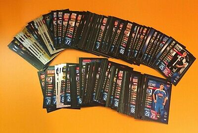 Match Attax Champions League 2019/20 Italy Topps Lotto 161 Cards