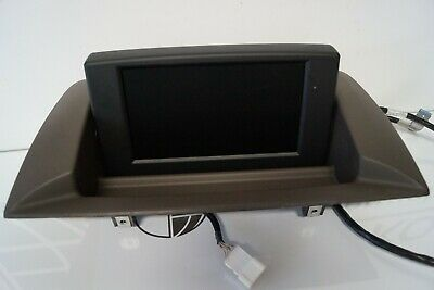 BMW Central Information Display Monitor 6954166 65826954166 E87