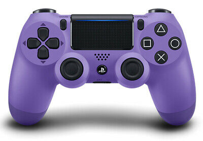 Controller Playstation 4 Dualshock 4 V2 Electric Purple Wireless. Viola Limited.