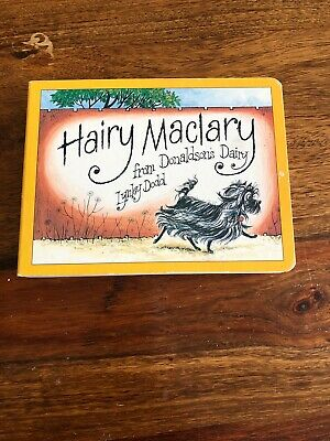 Hairy Maclary from Donaldson's Dairy by Lynley Dodd (Board book) Amazing Value