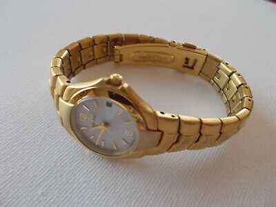 Women's Citizen Eco Drive 280270 watch, 27mm, mesh gold, mother of pearl face