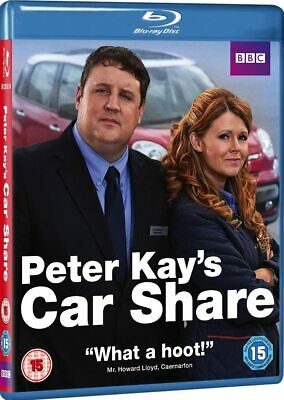 Peter Kay's Car Share - Series 1 Blu Ray Brand New & Sealed
