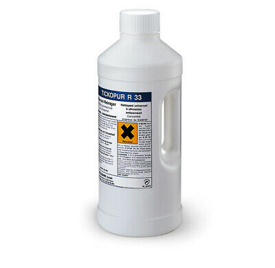 Tickopur R 33 Universal-Reiniger for Ultrasound 2 Ltr. Cleaning Concentrate