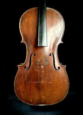 Lovely Old Cello, late 1800's ,  4/4.  Antique Cello. French ?